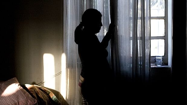 Violencia familiar: rechazada en público pero no en casa