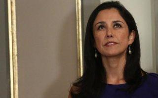 Nadine Heredia: afirman que empresa que le pagó no tenía fondos