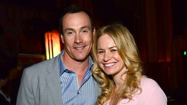 """American Pie"": actor Chris Klein se casó con Laina Rose"