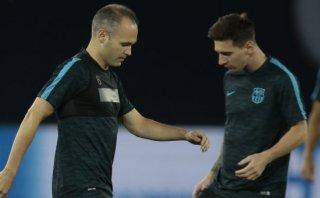"""Andrés Iniesta apunta al 'sextete': """"Tenemos esa ilusión"""""""