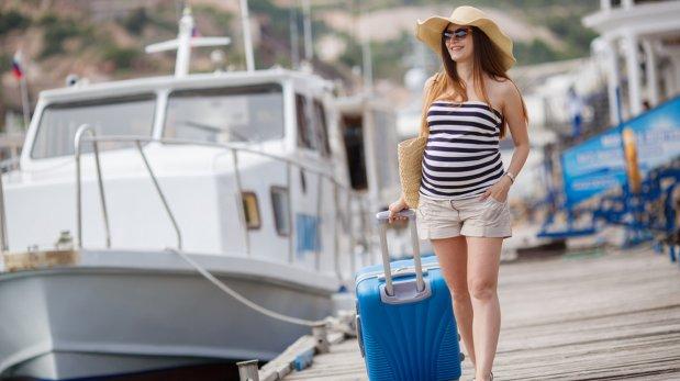 Guía útil para viajar durante el embarazo
