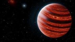 Astrónomos descubren un planeta joven parecido a Júpiter