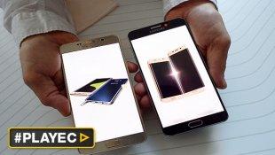 Conoce los nuevos smartphones que presentó Samsung [VIDEO]