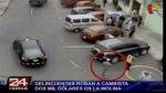La Molina: delincuentes asaltan a cambista a plena luz del día - Noticias de felicia orraca