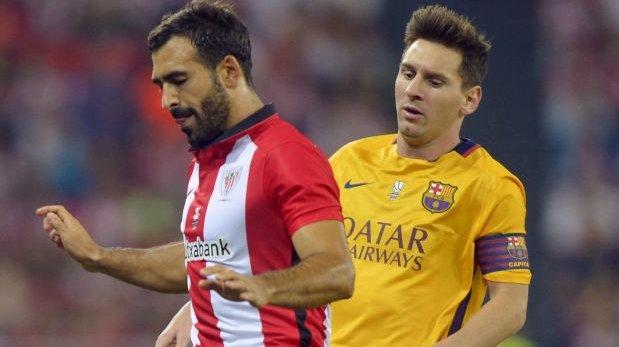 Barcelona perdió 4-0 ante Athletic Club por Supercopa de España