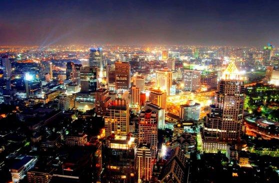 Un viaje de 48 horas por Bangkok