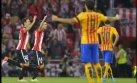 Athletic Bilbao: mira el 'hat trick' de Aduriz ante Barcelona