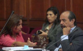 Comisión Belaunde Lossio: futuro de Mulder depende del pleno