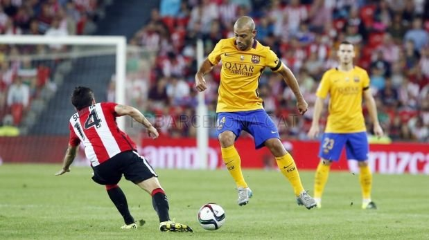 "Mascherano tras derrota del Barcelona: ""No nos den por muertos"""