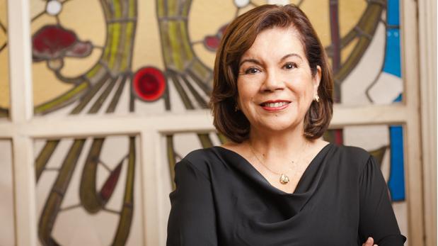 """Carmen Escobedo: """"Lo importante es hacer lo que a uno le gusta"""""""