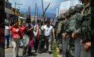 Ecuador: Protesta contra Rafael Correa deja 17 heridos
