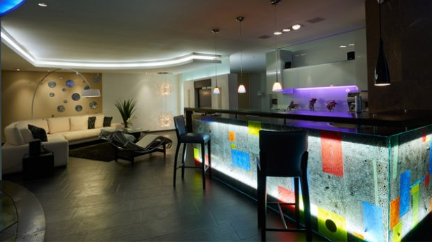 Guia Para Disenar El Bar Perfecto En Tu Casa Decoracion Casa Y - Bar-en-casa-decoracion