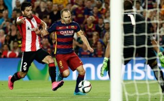 """Andrés Iniesta: """"El Barcelona fue infinitamente superior"""""""