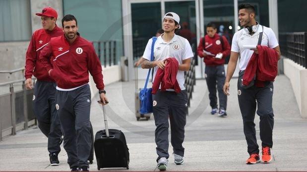 Universitario: cremas ya están en Venezuela para Sudamericana