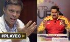 Nicolás Maduro: Sé quién quiso matar a Leopoldo López [VIDEO]