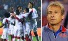 Klinsmann no ocultó su gran respeto hacia la selección peruana