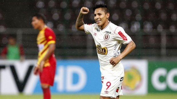 Universitario vs. Defensor: día y hora de duelo en Sudamericana