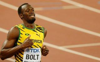 Mundial: Bolt avanza a semifinales, pero Gatlin fue más rápido