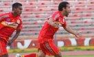 Sport Huancayo goleó 5-1 a UTC de Cajamarca por Torneo Apertura