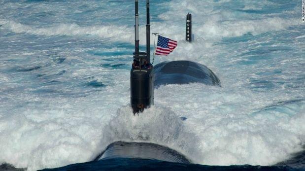Corea del Sur y EE.UU. desplegarían un submarino nuclear