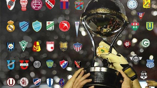 Copa Sudamericana: mira la programación de la segunda fase