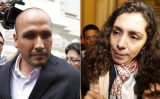 Comisión Belaunde Lossio cita a Ilan Heredia y a Rocío Calderón