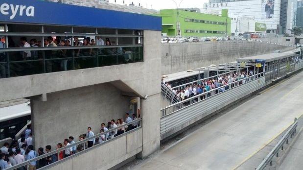 Metropolitano contaría con una nueva estación en San Isidro