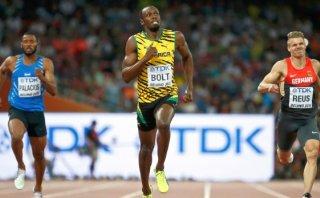 El duelo continúa: Bolt y Gatlin avanzan a semis de 200 metros