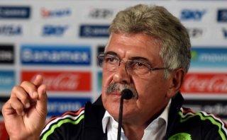"Ferretti, técnico de México: ""Confederaciones es el objetivo"""
