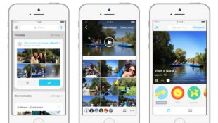 Facebook lanza en Perú la app 'Moments' para compartir fotos