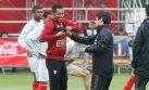 Selección peruana: segundo día de entrenamiento en Videna