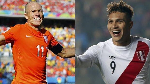 Perú jugaría un amistoso ante Holanda en noviembre 2016