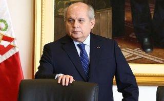 """Cateriano: """"Algunos están desesperados por sentarse en Palacio"""""""