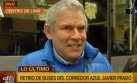 Javier Prado: inusual respuesta de Castañeda a retiro de rutas