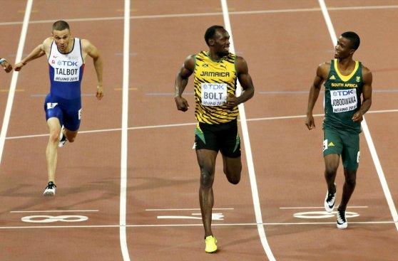 El esfuerzo máximo en el Mundial de Atletismo [FOTOS]