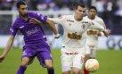 Universitario vs. Defensor: juegan por la Copa Sudamericana