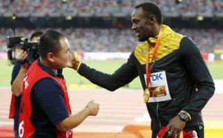 Usain Bolt: ¿Qué dijo el camarógrafo que lo atropelló?