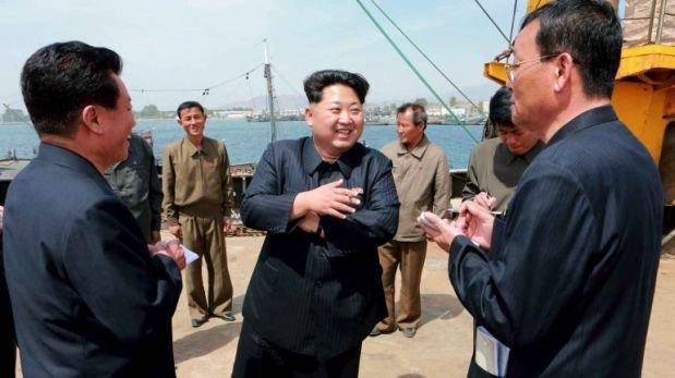 Kim Jong-un afirma que sus armas nucleares lograron la paz