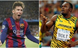 Lionel Messi: técnico de Barcelona lo comparó con Usain Bolt