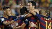 Barcelona ganó 1-0 a Málaga en el Camp Nou por la Liga BBVA
