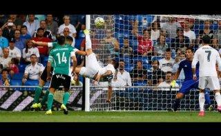 James Rodríguez: sus goles más espectaculares en Real Madrid