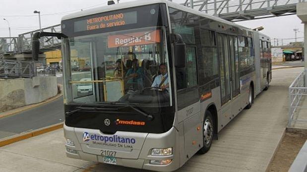Metropolitano: ampliación a Carabayllo sin fecha de inicio