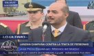 Pérez Guadalupe critica que liberen a 52 usurpadores de Lince