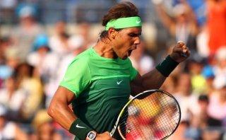 US Open: Rafael Nadal ganó con puntazos como éste (VIDEO)