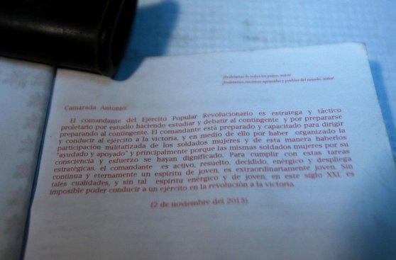 Vraem: lo incautado a 'Antonio', sucesor de 'Alipio' [FOTOS]
