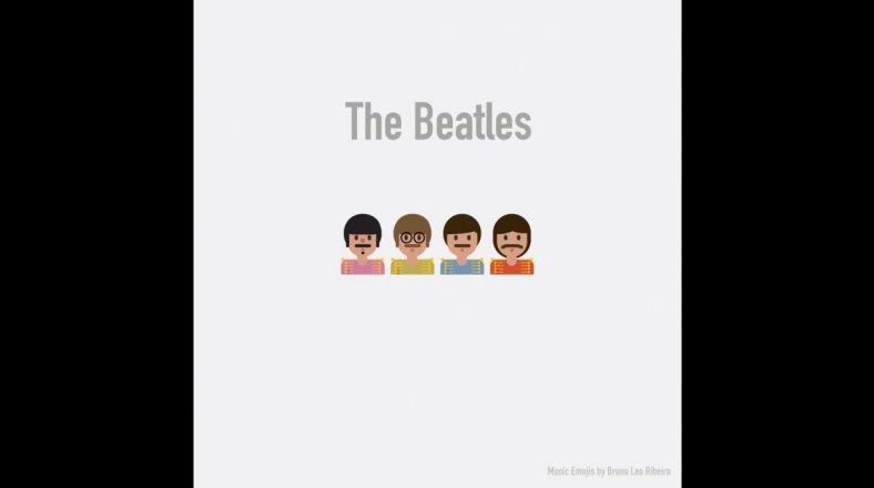 Artista se imagina a músicos famosos como emoticones [GALERÍA]