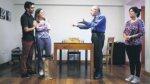 Adulto mayor: El gran actor Enrique Victoria otra vez en escena - Noticias de airam galliani