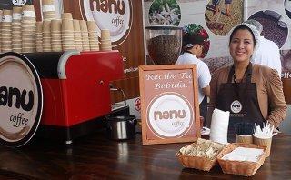 De primera calidad, café especial en Mistura