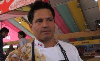 Mistura: Flavio Solórzano abrió la Cocina del Gran Mercado