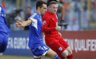 Inglaterra goleó 6-0 a San Marino y clasificó a Eurocopa 2016